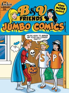 [Betty & Veronica: Friends: Jumbo Comics Digest #256 (Product Image)]