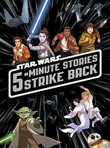 [5-Minute Star Wars Stories Strike Back (Hardcover) (Product Image)]