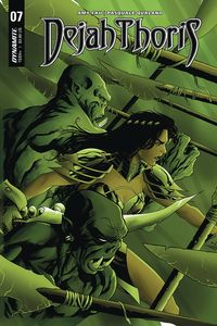 [Dejah Thoris #7 (Cover A Mckone) (Product Image)]