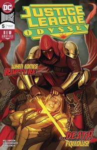 [Justice League: Odyssey #5 (Product Image)]