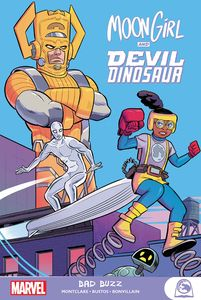 [Moon Girl & Devil Dinosaur: Bad Buzz (Product Image)]