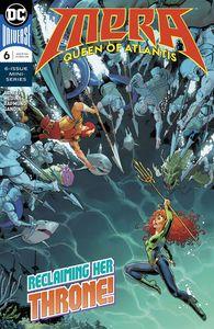 [Mera: Queen Of Atlantis #6 (Product Image)]