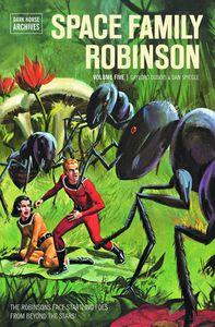 [Space Family Robinson Archives: Volume 5 (Hardcover) (Product Image)]