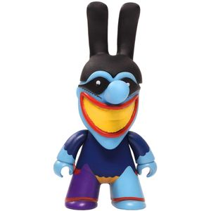 [The Beatles: TITANS Vinyl Figure: Blue Meanie (SDCC) (Product Image)]