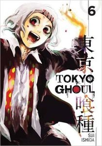 [Tokyo Ghoul: Volume 6 (Product Image)]