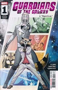 [Guardians Of The Galaxy #1 (Cabal Premiere Variant) (Product Image)]