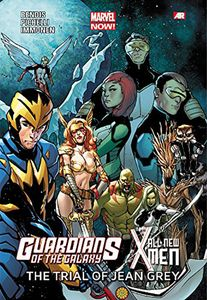 [Guardians Of The Galaxy/All New X-Men: Trial Of Jean Grey (Product Image)]