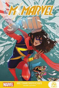 [Ms Marvel: Metamorphosis (Product Image)]