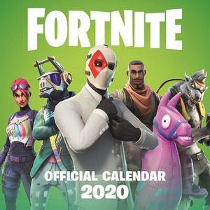 [Fortnite: Official 2020 Calendar (Product Image)]