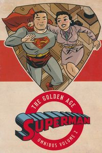 [Superman: The Golden Age Omnibus: Volume 2 (Hardcover) (Product Image)]