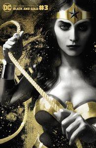 [Wonder Woman: Black & Gold #3 (Joshua Middleton Variant) (Product Image)]