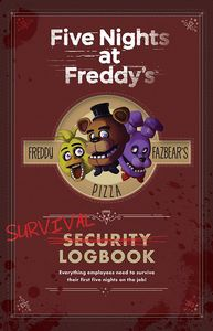 [Five Nights At Freddy's: Survival Logbook (Hardcover) (Product Image)]