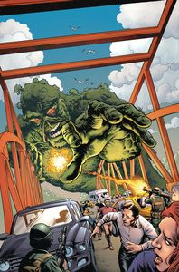 [Swamp Thing: Giant Edition #5 (Product Image)]