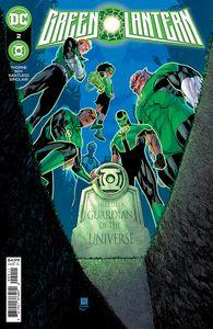 [Green Lantern #2 (Cover A Bernard Chang) (Product Image)]