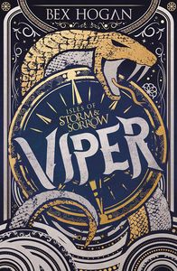 [Isle Of Storm & Sorrow: Book 1: Viper (Signed Edition) (Product Image)]