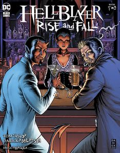 [Hellblazer: Rise & Fall #2 (Product Image)]