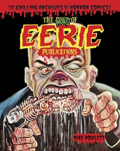 [Worst Of Eerie Publications (Hardcover) (Product Image)]