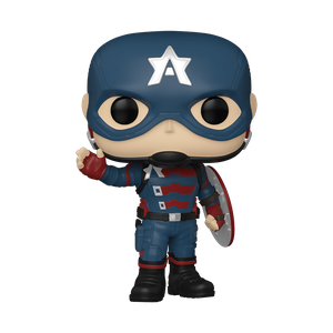 [The Falcon & The Winter Soldier: Pop! Vinyl Figure: John F Walker (Product Image)]