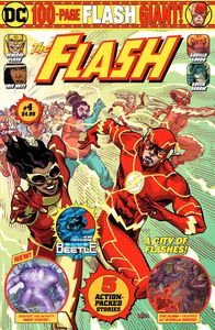 [Flash: Giant Edition #4 (Product Image)]