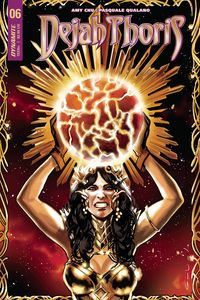 [Dejah Thoris #6 (Cover B Galindo) (Product Image)]