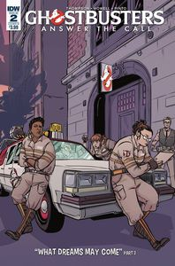 [Ghostbusters: Answer The Call #2 (Cover B Vieceli) (Product Image)]