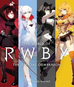 [The World Of RWBY: The Official Companion (Hardcover) (Product Image)]