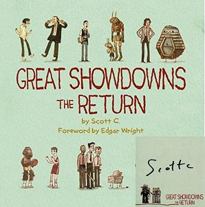 [Great Showdowns: The Return (Signed Bookplate Edition Hardcover) (Product Image)]