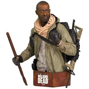 [Walking Dead: Deluxe Mini Bust: Morgan Jones (Product Image)]