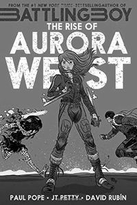 [The Rise Of Aurora West (Hardcover) (Product Image)]