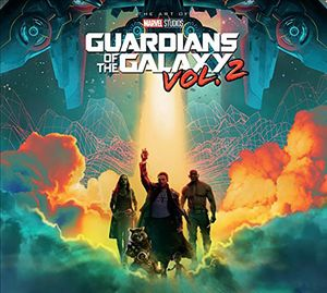 [Guardians Of The Galaxy Vol. 2: The Art Of The Movie (Slipcase - Hardcover) (Product Image)]