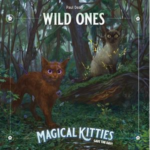 [Magical Kitties Save The Day: Wild Ones (Product Image)]