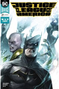 [Justice League Of America #27 (Variant Edition) (Product Image)]