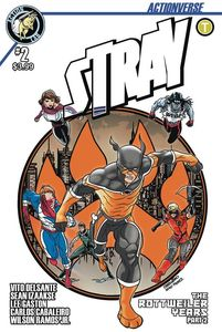 [Actionverse: Ongoing #2 (Stray Cover C Cabaleiro) (Product Image)]