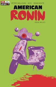 [American Ronin #4 (Product Image)]