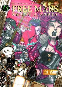 [Free Mars: Volume 2: Ashes To Ashes (Product Image)]