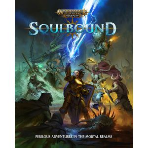 [Warhammer: Age Of Sigmar: Soulbound Roleplay Rulebook (Product Image)]