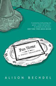 [Fun Home: A Family Tragicomic (Product Image)]