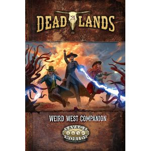 [Deadlands: The Weird West: Companion (Product Image)]