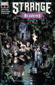 [Strange Academy #5 (Product Image)]