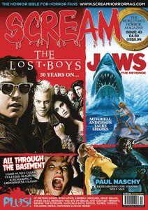 [Scream Magazine #43 (Product Image)]