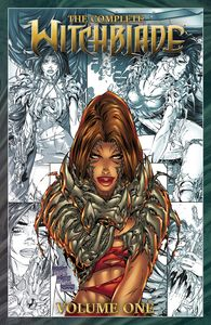 [Complete Witchblade: Volume 1 (Hardcover) (Product Image)]
