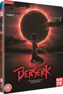 [Berserk: Movie 3: The Advent (Blu-Ray) (Product Image)]