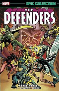 [The Defenders: Epic Collection: Ashes Ashes (Product Image)]