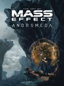 [Art Of Mass Effect: Andromeda (Hardcover) (Product Image)]