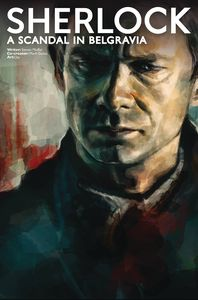 [Sherlock: Scandal In Belgravia #4 (Cover A Zhang) (Product Image)]