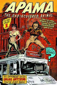[Apama: Undiscovered Animal: Volume 1 (Product Image)]