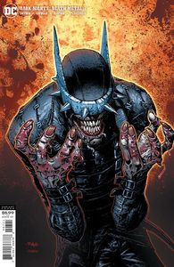 [Dark Nights: Death Metal #7 (Finch Variant) (Product Image)]