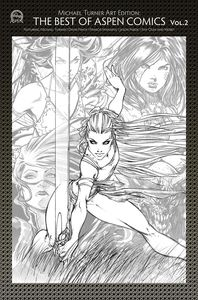 [Michael Turner Art Edition: Best Of Aspen Comics: Volume 2 (Cover A) (Product Image)]