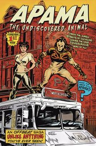 [Apama: The Undiscovered Animal #1 (Product Image)]