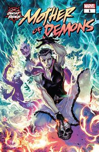 [Spirits Of Ghost Rider: Mother Of Demons #1 (Product Image)]